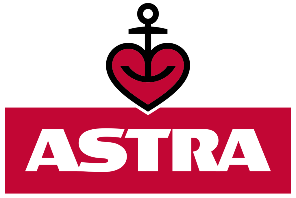 Astra Rotlicht Rakete Urtyp